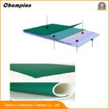 2018highquality impermeabilizan los deportes del PVC que suelan para el ping-pong, campo de tenis, deportes de interior del PVC que suelan para la estera de la corte de bádminton