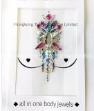 Стикер диаманта комода стикера Rhinestone самой последней собственной личности 2018 слипчивый кристаллический (S079)