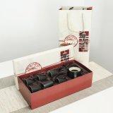 Conjunto de té determinado del regalo de Pomotional de té del conjunto de la porcelana de la taza de cerámica de la tetera