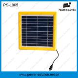 Lanterna solare portatile 3W con la radio di FM per l'Africa