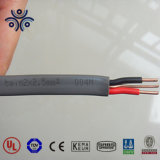 Zwilling-und der Massen-elektrisches Wire2X1.5mm2 2X2.5mm2 Kabel