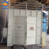 Q26 série Shotblasting stand de la Machine de sablage/chambre