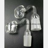 14.5mm hommes-femmes convenable, pipe en verre de 18.8mm des accessoires de robinet
