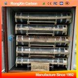 Elétrodo de grafita 200mm-600mm do cavalo-força UHP do RP para fornos a arco 4 Tpi de bocal