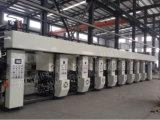 Sept moteurs automate de contrôle du système de machine d'impression de film en PP