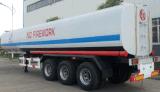Tri мосты 40000L топлива Полуприцепе нефтяных танкеров для продажи