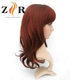 고품질 방열 합성 머리 가발