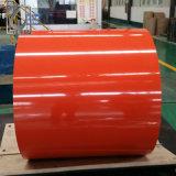SGCC RAL3020 Color покрытие Prepainted стали утюг катушки для Филиппин