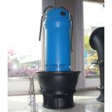 Bomba de hélice sumergible con flujo axial / flujo mixto (ZQB / HQB)