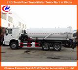 12cbm Sinotruck Abwasser-Absaugung-LKW für Tanker-LKW des Vakuum12000liters