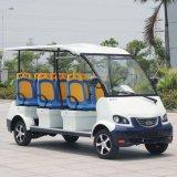 セリウムは承認する8つのシートの電気都市観光車(DN-8)を