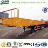 Vervoer van het Merk van Shengrun 30 Ton -60 Ton Semi Goederen - Aanhangwagen