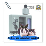 Macchina portatile di anestesia per il veterinario