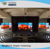 Video Advertizing를 위한 실내 Full Color Fixed Installation P4 LED Display Screen