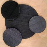 Ткань провода черного листового железа сделанная в Китае