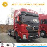 Shacman Contenedor de 6X4 de la cabeza, camión de remolque de tractor