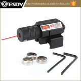 Tactical Mini Airsoft Red DOT Laser Sight pour Rail 20-22mm