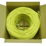 Кабель LAN пар UTP Cat5e Cable/UTP Cable5e кабеля Xzrc026/8 коммуникационной сети Cat5e UTP