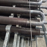 Tube d'ailette à haute fréquence de spirale d'acier inoxydable de soudure pour l'économiseur de chaudière