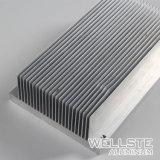 Haute précision en aluminium usiné CNC les dissipateurs de chaleur de rayonnement en aluminium