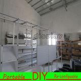 Алюминиевая модульная многоразовая портативная будочка индикации выставки конструкции для выставки торговой ярмарки