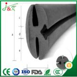 Selo de porta do PVC EPDM do silicone da alta qualidade do fabricante de China