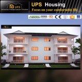 La SGS certifié prêt fait la lumière de l'acier Maison mobile de quatre chambres à coucher
