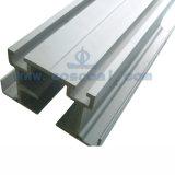 Perfil de extrusão de alumínio para painel solar
