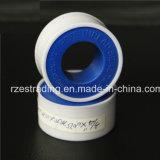 19mm青いOutershell PTFE Tape/PTFEの糸のシールテープかテフロンテープ