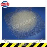 Thermoplastique, matières premières de la peinture de marquage routier rétroréfléchissante perles de verre