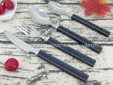 [20بكس] فضّيّ مائدة محدّدة سقوط عمليّة صقل سكينة محدّدة عشاء مجموعة فضّيّ مائدة مجموعة