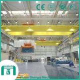 電気オーバーヘッド走行クレーン二重ガードの天井クレーン