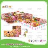 Trampoline прямоугольника центра игры детей самый лучший отборный с приложением безопасности