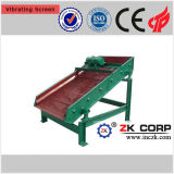 La Cina Manufacturer Vibrating Screen in Ore Dressing Line