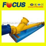 Pequeño transportador de tornillo plástico del transportador de tornillo de la alta calidad para la venta