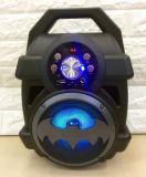 Big anti-chute avec la lumière et haut-parleur Bluetooth FM