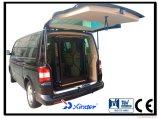 Подъем кресло-коляскы wl-D платформы безопасности и стабилности с сертификатом Ce для Van и минибуса