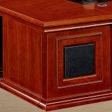 Mesa executiva original em forma de L moderna da mesa de escritório grande