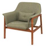 مصمّم [فوشن] مطعم أثاث لازم خشبيّة إطار ردهة كرسي ذو ذراعين