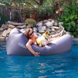 Sofa gonflable gonflable de sac d'air de Lamzac de bâti de sofa d'air de sofa d'air de sofa de bâti de sofa gonflable d'air