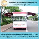 La Chine 2017 fournissant le chariot commercial et mobile de nourriture