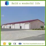Programmi del magazzino della fabbrica del gruppo di lavoro della costruzione di storia della costruzione prefabbricata due in Polonia
