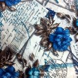 Nouveau design : polyester Tissu d'impression, papier d'impression de transfert de chaleur, l'impression, de traitement utilisé pour les vêtements et textiles d'accueil