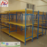 Shelving aprovado resistente do metal do armazenamento do GV