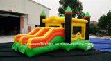 Venta caliente nuevo diseño combinado inflable Castillo playground para niños o uso comercial