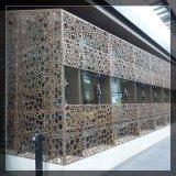 Panneaux en aluminium perforés de nid d'abeilles pour des plafonds
