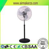 Le stand électrique évente l'acier inoxydable de 18 de pouce ventilateurs électriques de stand
