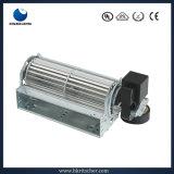 Normalmente el flujo de aire del motor del ventilador de la cruz del calentador de aire acondicionado