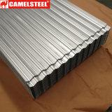 Prezzo di fabbrica dello strato d'acciaio tuffato caldo del tetto di Corrugatedgalvalume