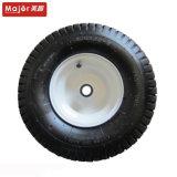 고품질 튼튼한 압축 공기를 넣은 15X6.00-6 고무 바퀴